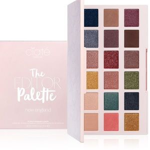 3/$38 Ciate The Editor Palette New England